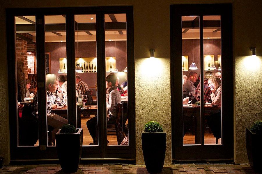 Weinrestaurant Fritz Walter in Niederhorbach