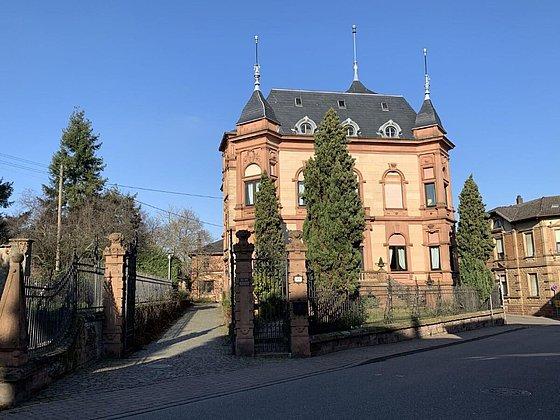 Villa Ullrich Außenansicht