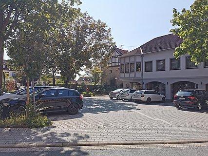 Parkplatz Katholische Kirche