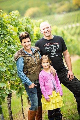 Winzerfamilie Mathis