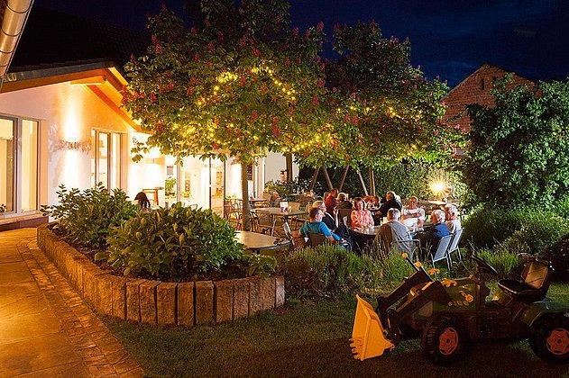 Außenbereich Abend2