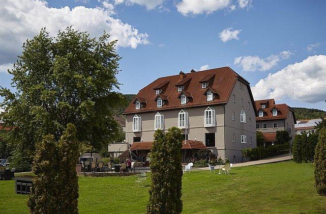 Hotel Aussenansicht 3
