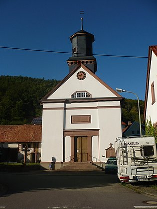 Kirche Waldrohrbach