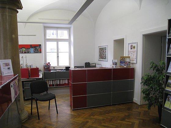 Kundenraum