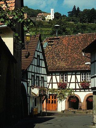 Fachwerkhäuser Leinsweiler