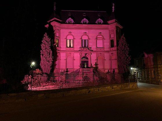 Villa Ullrich in Rosa