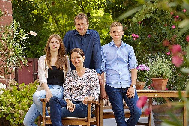 Familie Bernhart