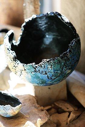 Keramiken von Ingrid Zinkgraf