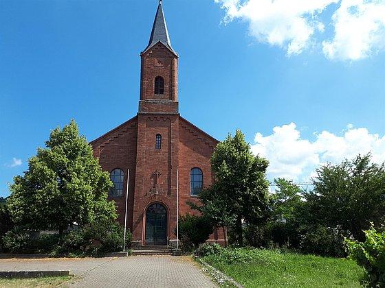Albersweiler Kirche