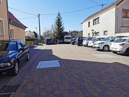Parkplatz St.-Martiner-Straße